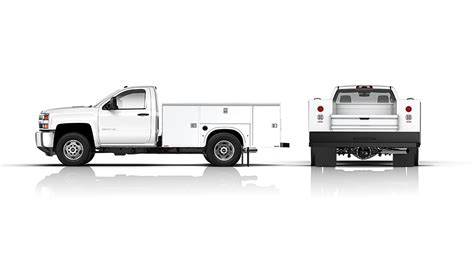 silverado hd chassis commercial truck chevrolet