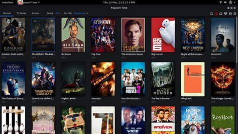 the series and movide site template watch favorite movies tv shows online using quot popcorn time