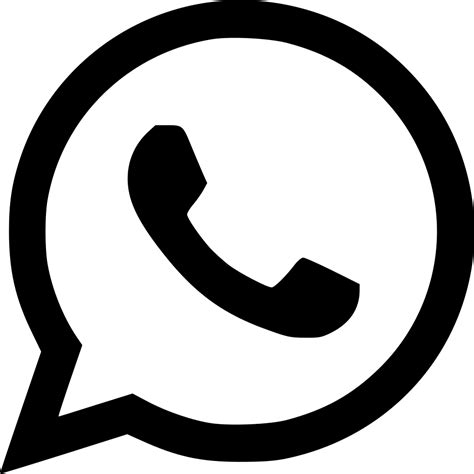 Whats App Svg Png Icon Free Download (#529804 ...
