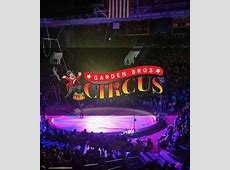 Win Tickets to the Garden Bros Circus at APGFCU Arena at
