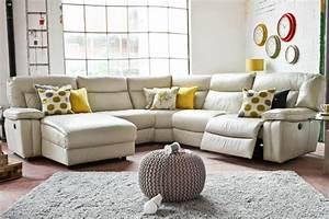 le canape d39angle arrondi comment choisir la meilleure With tapis d entrée avec canapé bruxelles
