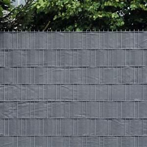 Doppelstabmattenzaun Anthrazit 8 6 8 : sichtschutzstreifen pe doppelstabmatten anthrazit ~ Buech-reservation.com Haus und Dekorationen