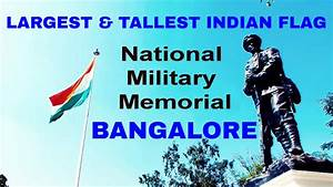 LARGEST INDIAN TRICOLOR FLAG BANGALORE | National Military ...
