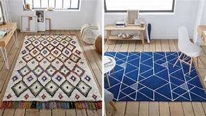 Grand Tapis Chambre : comment choisir un tapis parfait pour ma chambre ~ Teatrodelosmanantiales.com Idées de Décoration