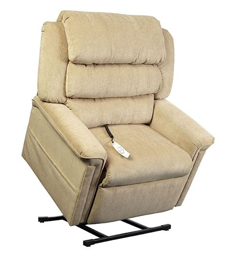 mega motion wide power chair 3 position chaise