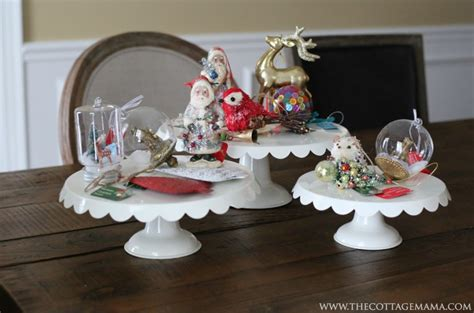 host a christmas ornament making party how to host a ornament exchange the cottage