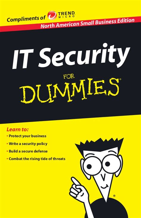 For Dummies by It Security For Dummies