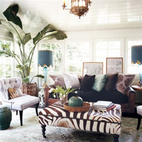 spice up your room with animal print decorating ideas