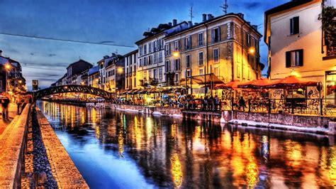 Venice Italy At Night Venice At Night Wallpaper 304571