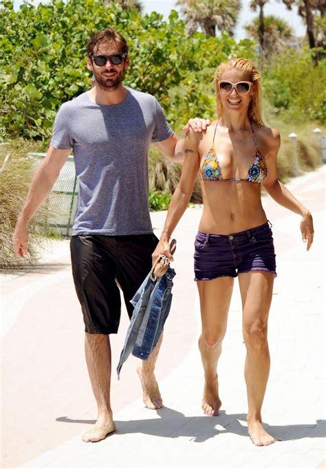 diandra lyle bikini more pics of michelle hunziker denim shorts 3 of 27