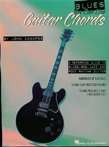 Blues You Can Use  Guitar Chords By John Ganapes Sheet
