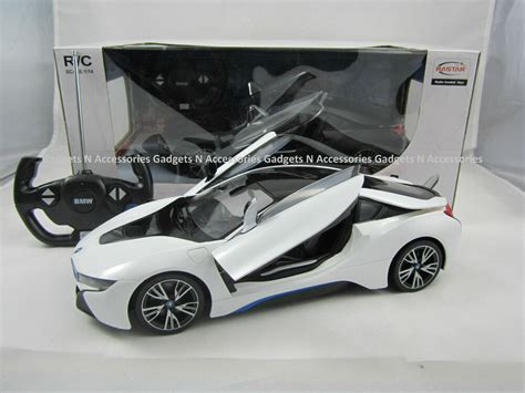 Official Licensed Rc Bmw I8 Vision Concept Remote Control