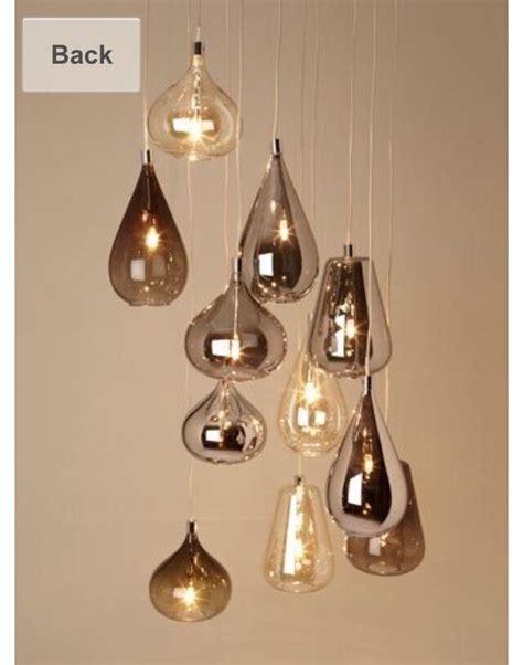 bhs nadine cluster flush ceiling light chandelier modern