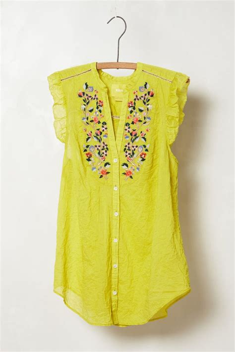 anthropologie blouses threadbloom blouse anthropologie com fab fashion