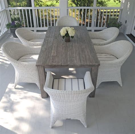 kingsley bate valhalla collection reclaimed teak table