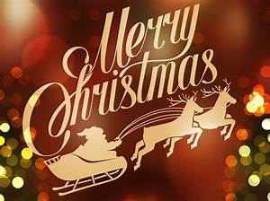 Merry Christmas Wallpapers, Pictures, Images  Merry