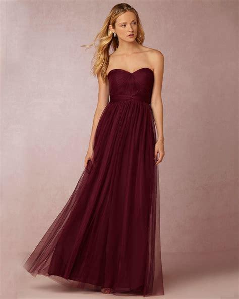 wine color bridesmaid dresses popular wine colored bridesmaids dresses buy cheap wine