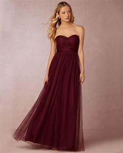 popular wine colored bridesmaids dresses buy cheap wine With wine color dress for wedding