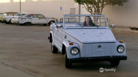 bays car from switched at birth imcdb org 1974 volkswagen thing typ 181 in quot switched at