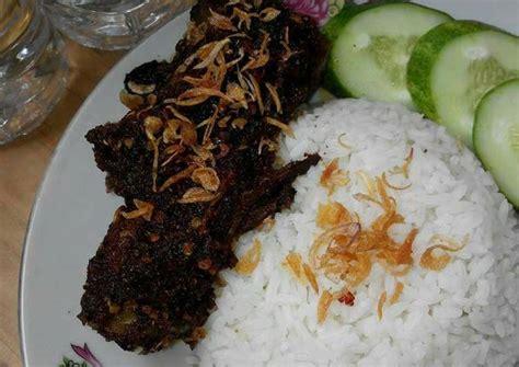 Resep opor bebek santan kuah putih sederhana spesial lembut dan empuk asli enak. Resep Nasi Bebek bumbu hitam ala madura oleh Dapur Santi - Cookpad