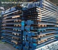 capannoni in ferro smontati soppalco usato annuncimacchinariusati