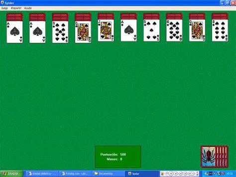 descargar solitario xp para windows 7
