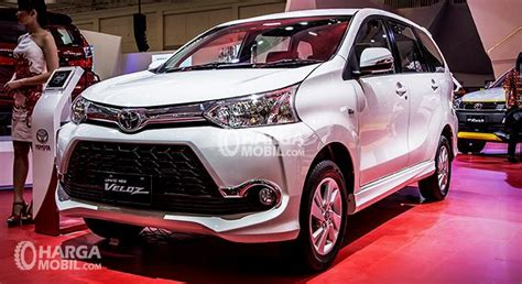 Gambar Mobil Toyota Avanza Veloz by Review Toyota Avanza Veloz 2017 Spesifikasi Harga Dan