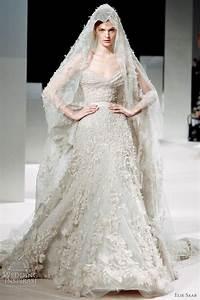 elie saab spring summer 2011 couture dresses wedding With elie saab wedding dresses