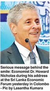 Global recession coming, Sri Lanka must cash in: Nicholas ...