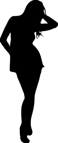 Free Women Silhouette Cliparts, Download Free Clip Art