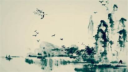 Chinese Traditional Paintings Painting Landscape Wallpapers Studio