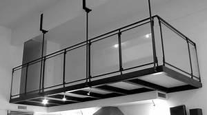 Mezzanine Metallique En Kit : prix d 39 une mezzanine co t de construction conseils utiles ~ Premium-room.com Idées de Décoration