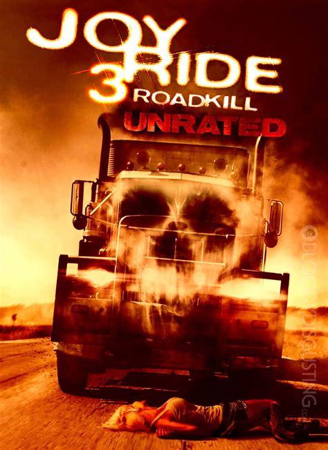 ride joy road kill movie poster horror
