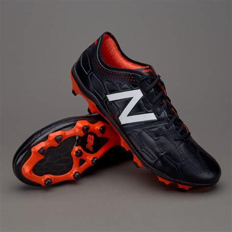 sepatu bola new balance original visaro ii k leather fg black