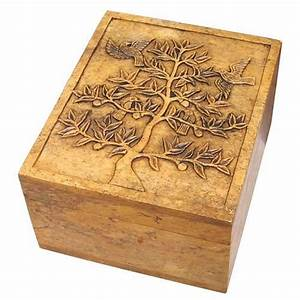Woodwork Carved Wood Boxes PDF Plans