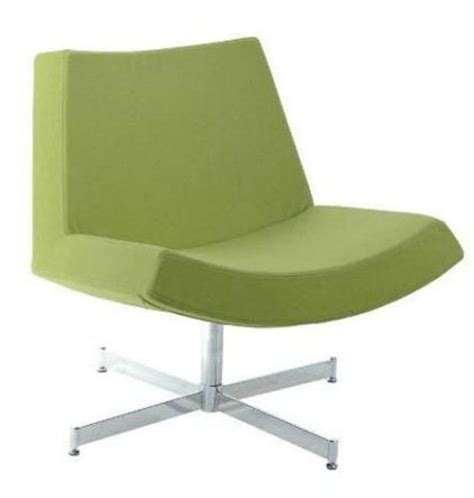 a small footprint makes our carl swivel chair as practical