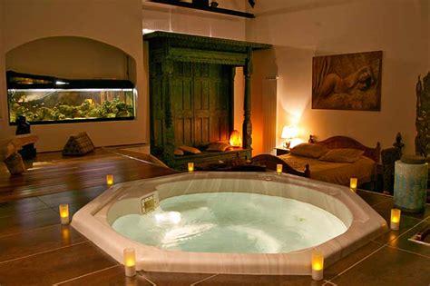 hotel avec spa dans la chambre les suites privees