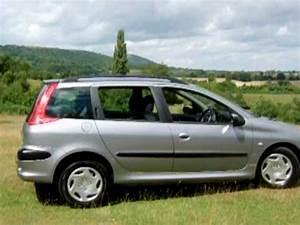 Peugeot 206 Hdi : peugeot 206 1 4 hdi sw xt estate more pics at youtube ~ Medecine-chirurgie-esthetiques.com Avis de Voitures