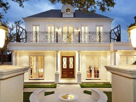 wrought iron google facade house house exterior house designs exterior