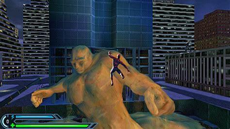 spider man  game psp playstation