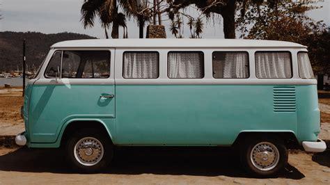 Van Volkswagen Volkswagen Van And Vintage Van Hd 4k