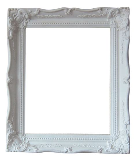 paper clip holder shabby chic ornate unfinished picture frame 12 x 10