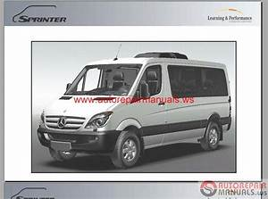 2008 Mercedes Sprinter Wiring Diagram