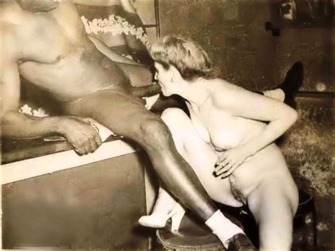004 In Gallery Vintage Interracial Sex 1940s Picture