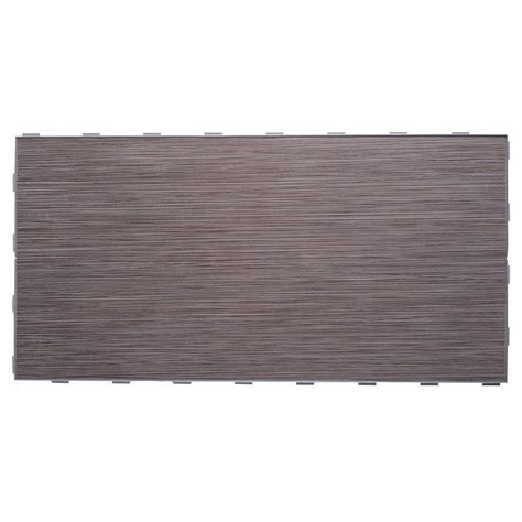 Snapstone Tile Home Depot by Snapstone Graphite 12 In X 24 In Porcelain Floor Tile 8