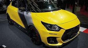 Suzuki Swift Sport Felgen : suzuki swift sport yellow rev concept sizzles the crowd at ~ Jslefanu.com Haus und Dekorationen