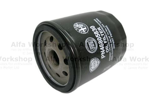 Alfa Romeo 156 Oil Filter