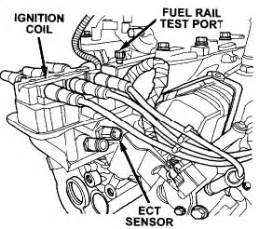 Diagram Of 3 8 Chrysler Engine Coolant by 8 Best Images Of Chrysler 3 8 Coolant Diagram 2001 Dodge