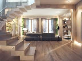wood interior homes interior design to nature rich wood themes and indoor vertical gardens