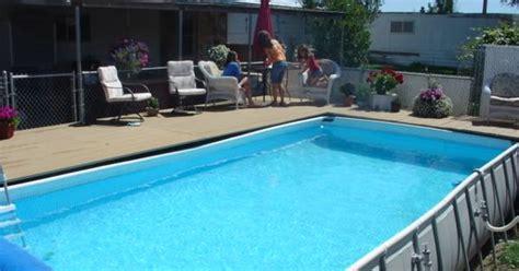 decks  intex pools   intex pool